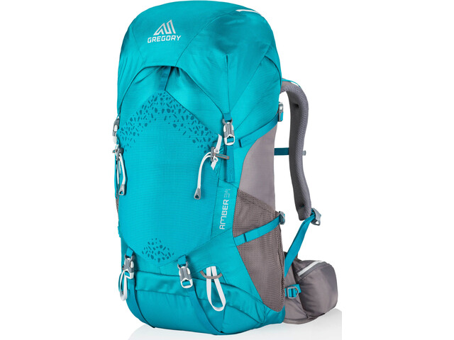 Gregory Amber 34 Mochila Mujer, teal grey
